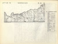 Lake, Grover T31N-R21E, Marinette County 1954